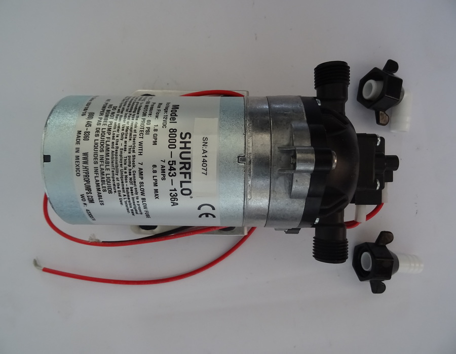 8000-543-136A SHURflo 12V 6 8lt/min Pump