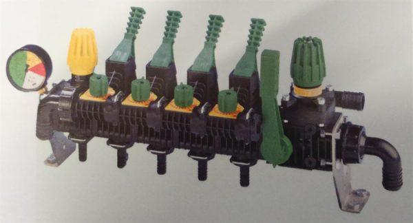 bertolini manual control valve